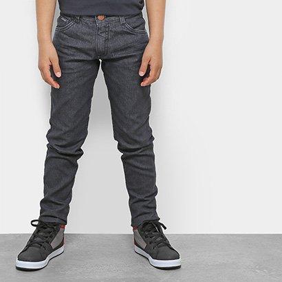 Calça Jeans Infantil Freesurf Masculina