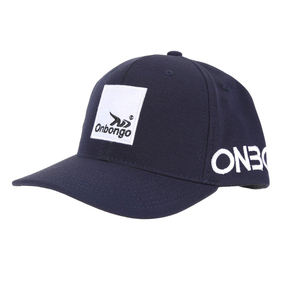 Boné Onbongo Aba Curva Snapback Redstner