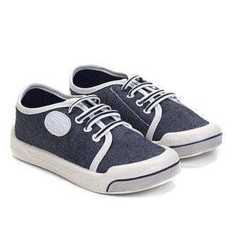 611f4b508 Tênis Infantil Pimpolho Jeans Básico Masculino