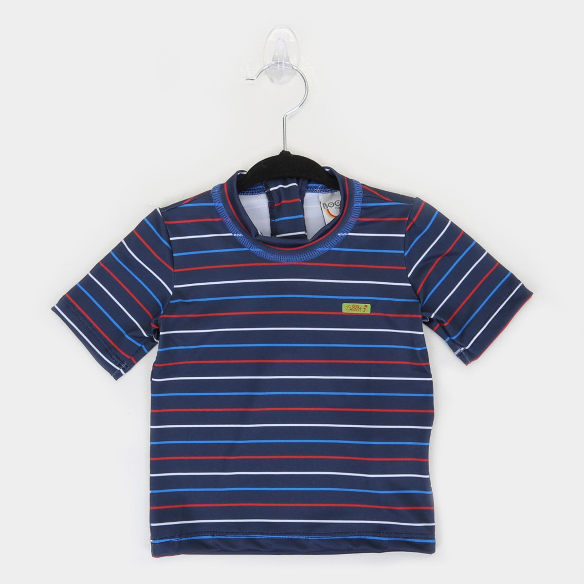 Camiseta de Praia Infantil Boca Grande Proteção UV 50+ Masculina