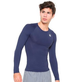 6745d1df871bf Camisa Térmica EL Fator UV Manga Longa Poliamida