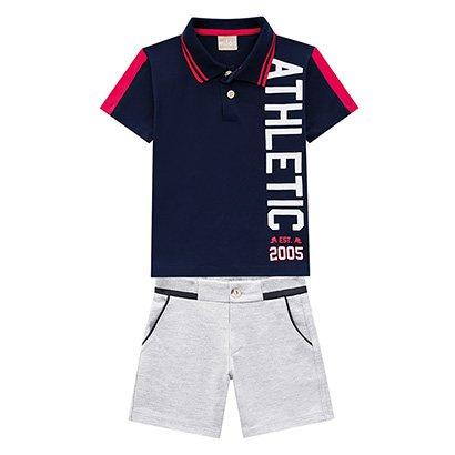 Conjunto Infantil Milon Athletic Masculino
