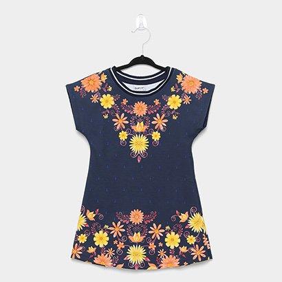 Vestido Infantil Nanai Moletinho-600241