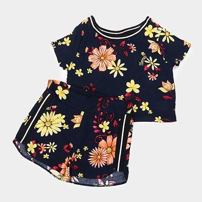 Conjunto Infantil Nanai Tricoline Viscose-600254