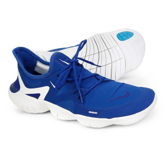 5b02ab85668 Tênis Nike Free Rn 5.0 Masculino - Marinho - Compre Agora
