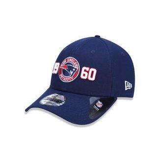 8fc51709b7eed Boné 940 New England Patriots NFL Aba Curva Strapback New Era