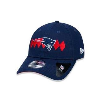f6fdcf637e437 Boné 920 New England Patriots NFL Aba Curva New Era