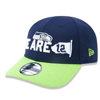 Boné Seattle Seahawks 3930 Spotlight Infantil - New Era 80d0f7e3ed2