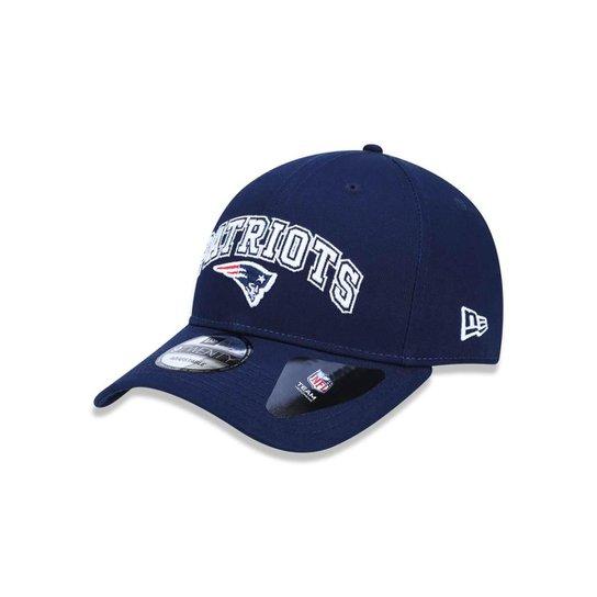 Bone 920 New England Patriots NFL New Era - Marinho - Compre Agora ... 346e1812ff9