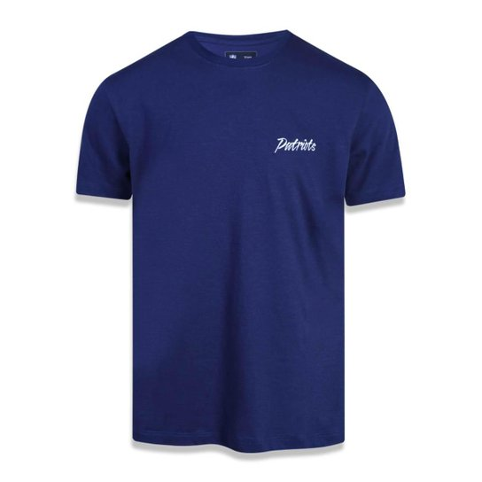 5c1f84a83 Camiseta New England Patriots NFL New Era Masculina - Marinho ...