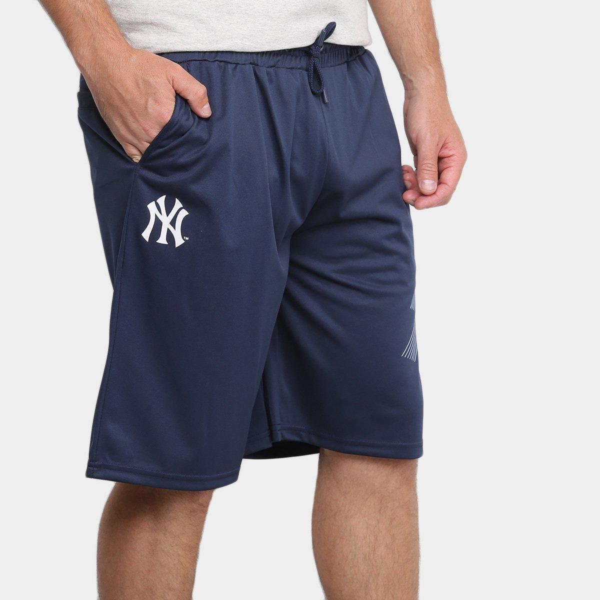 Bermuda New Era MLB New York Yankees Masculina
