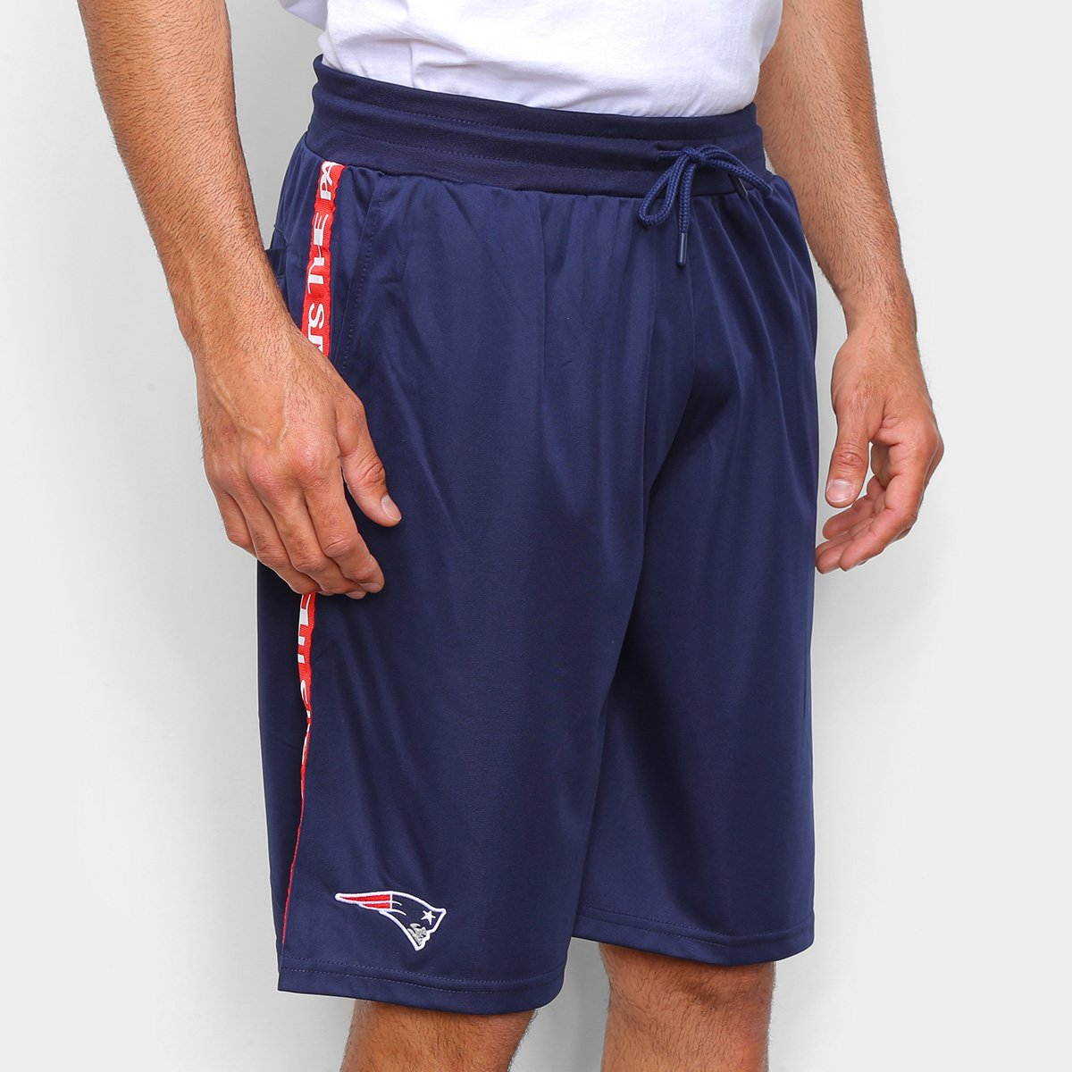 Bermuda NFL New England Patriots New Era Masculina