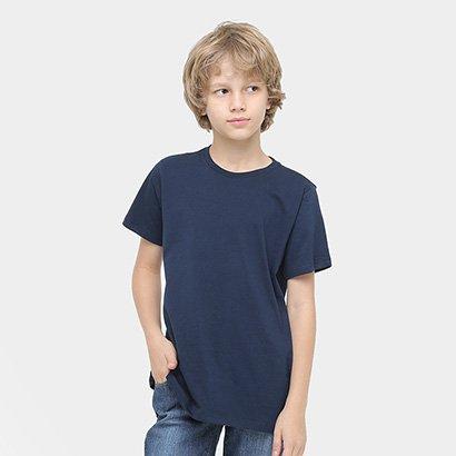 Camiseta Blank Basic Infantil