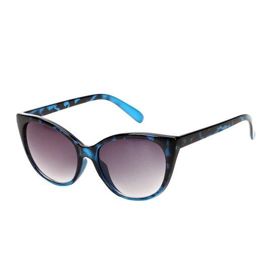 ddaf01a61ddd4 Óculos de Sol Redondo King One Tartaruga Feminino - Compre Agora ...