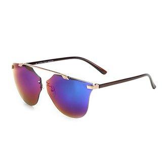 596c932823040 Óculos de Sol King One A109 Feminino