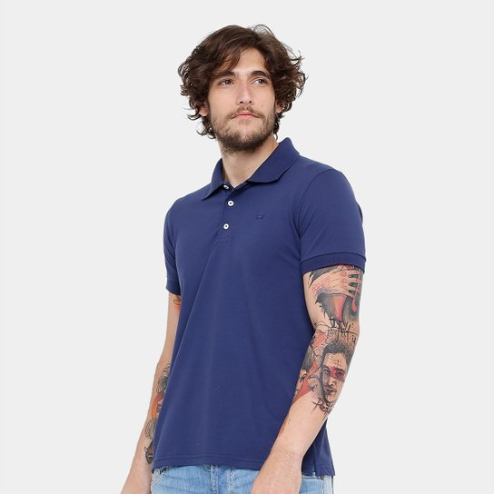 Camisa Polo Yellowl Piquet Básica Masculina - Compre Agora  c1cb8ee8670e2