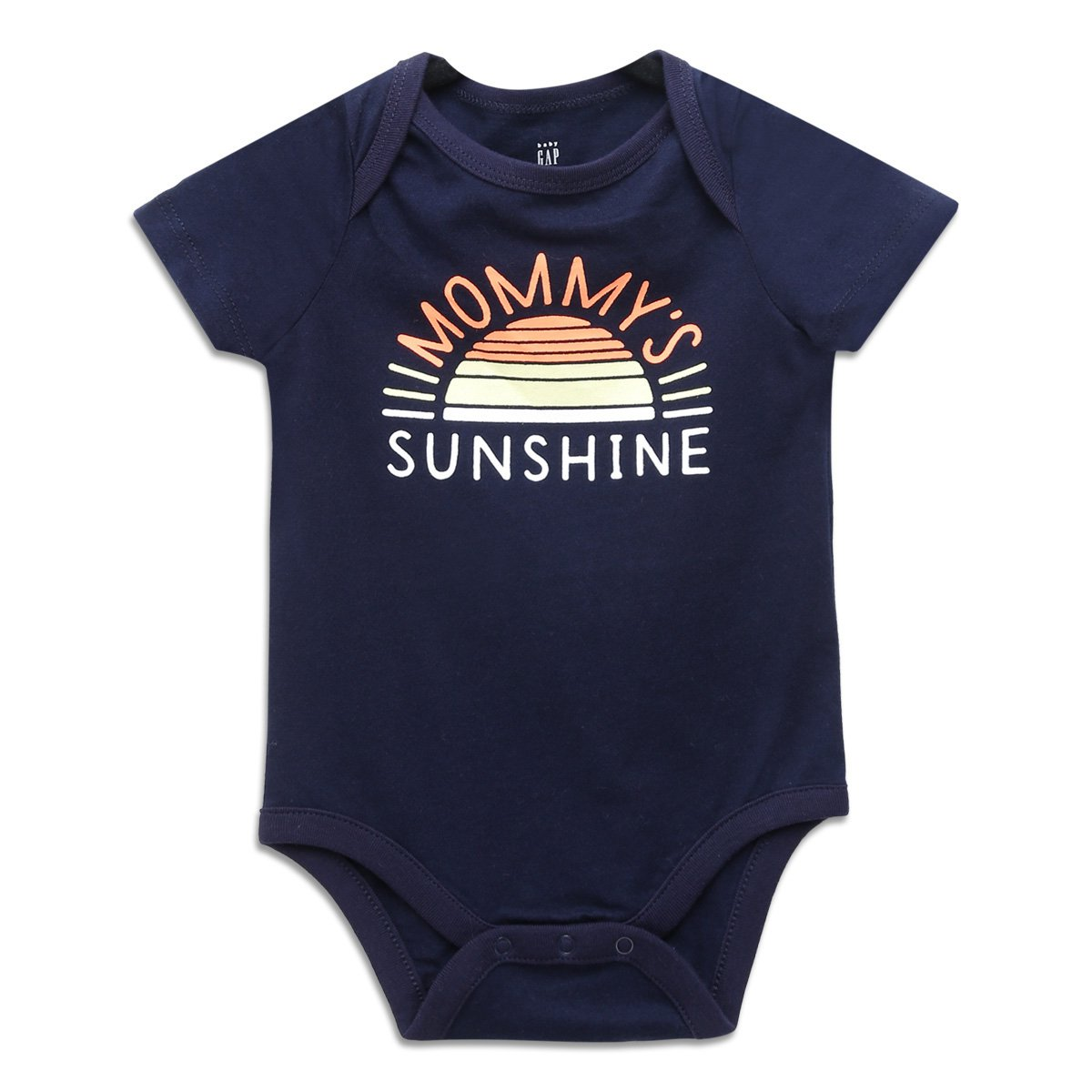 Body Bebê GAP Mommy's Sunshine Masculino