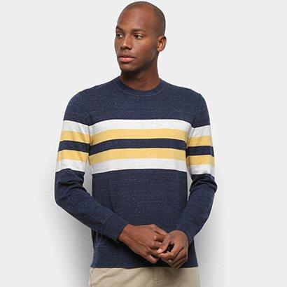 Suéter GAP Listras Masculino