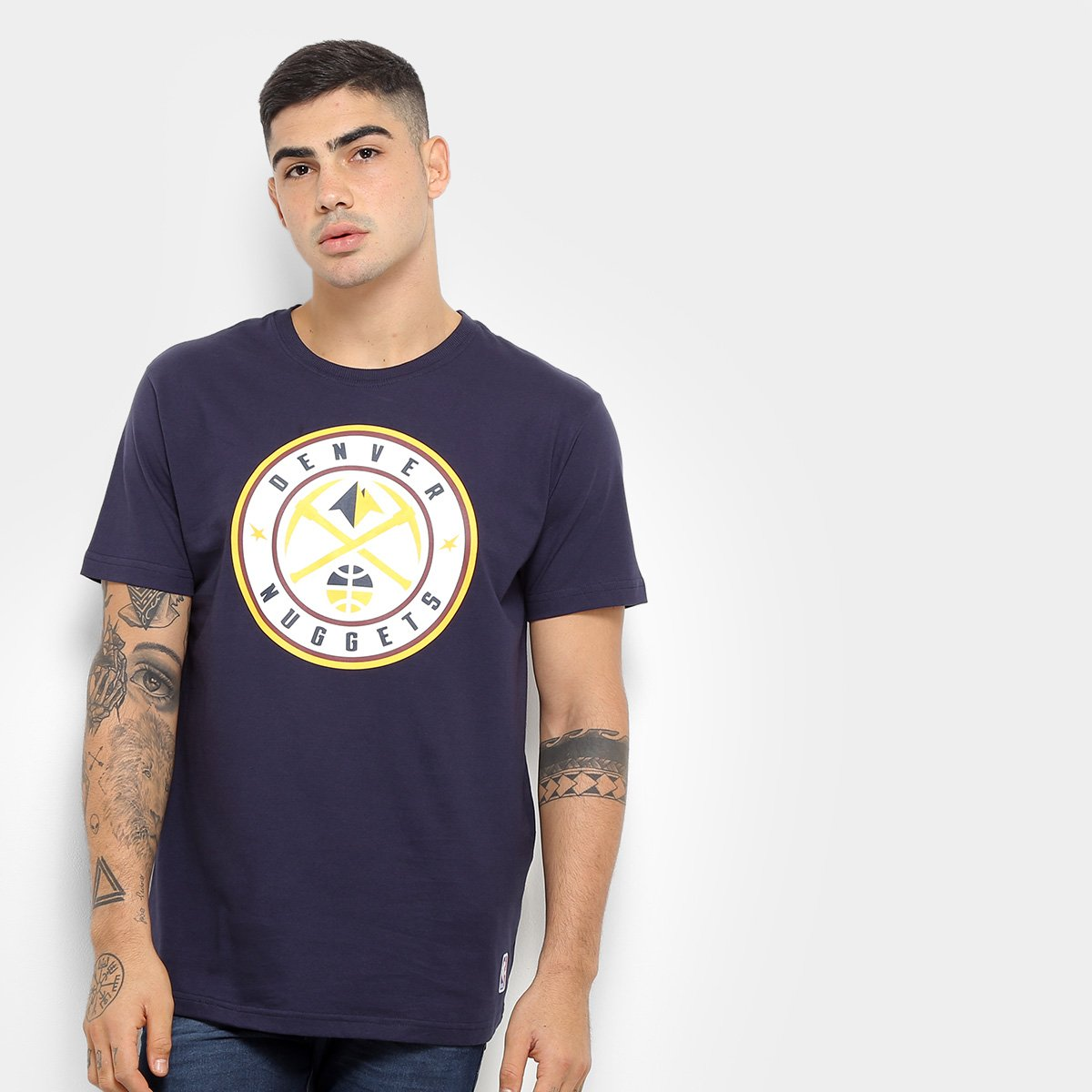 Camiseta NBA Denver Nuggets