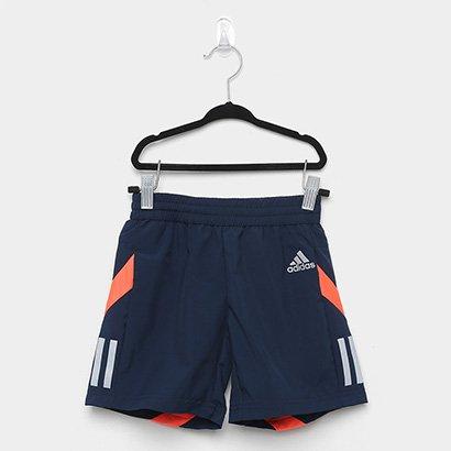 Short Infantil Adidas Jb Ot Run Wo Sh Masculino