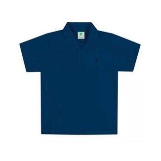 f37e8a33c1dbb Camisa Polo Infantil Elian Básica Masculino