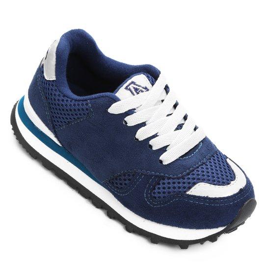 88711d9d674e2 Tênis Infantil Addan Jogging Masculino - Marinho - Compre Agora ...