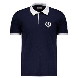 Camisa Escócia Rugby 1984 Retrô Masculina a90bde71a6b41