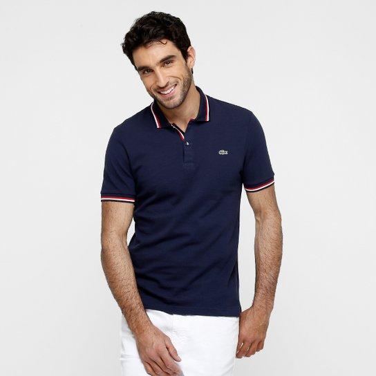 Camisa Polo Lacoste Live Piquet Frisos - Compre Agora   Netshoes e1d3886258