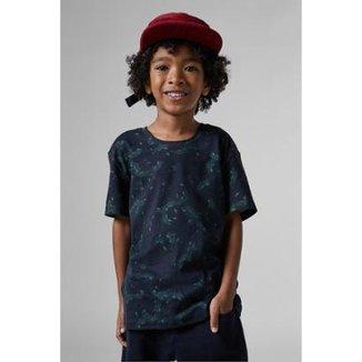 a285907995 Camiseta Infantil Plata Reserva Mini Masculina