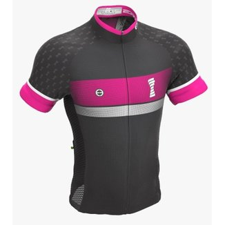 9165290a59 Camisa ciclismo feminina Fight for Pink ERT