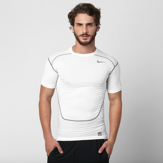 Camisa de Compressão Nike Pro Combat Hypercool 3.0 - Compre Agora ... fe2b718256394