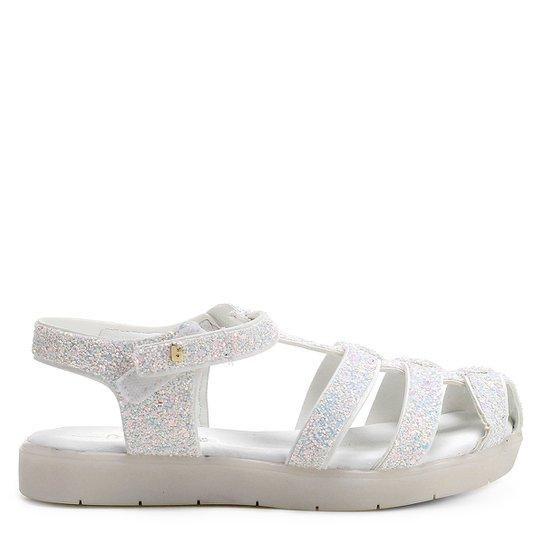Sandália Infantil Bibi Glitter LED Feminina - Compre Agora  cdbaae99e53