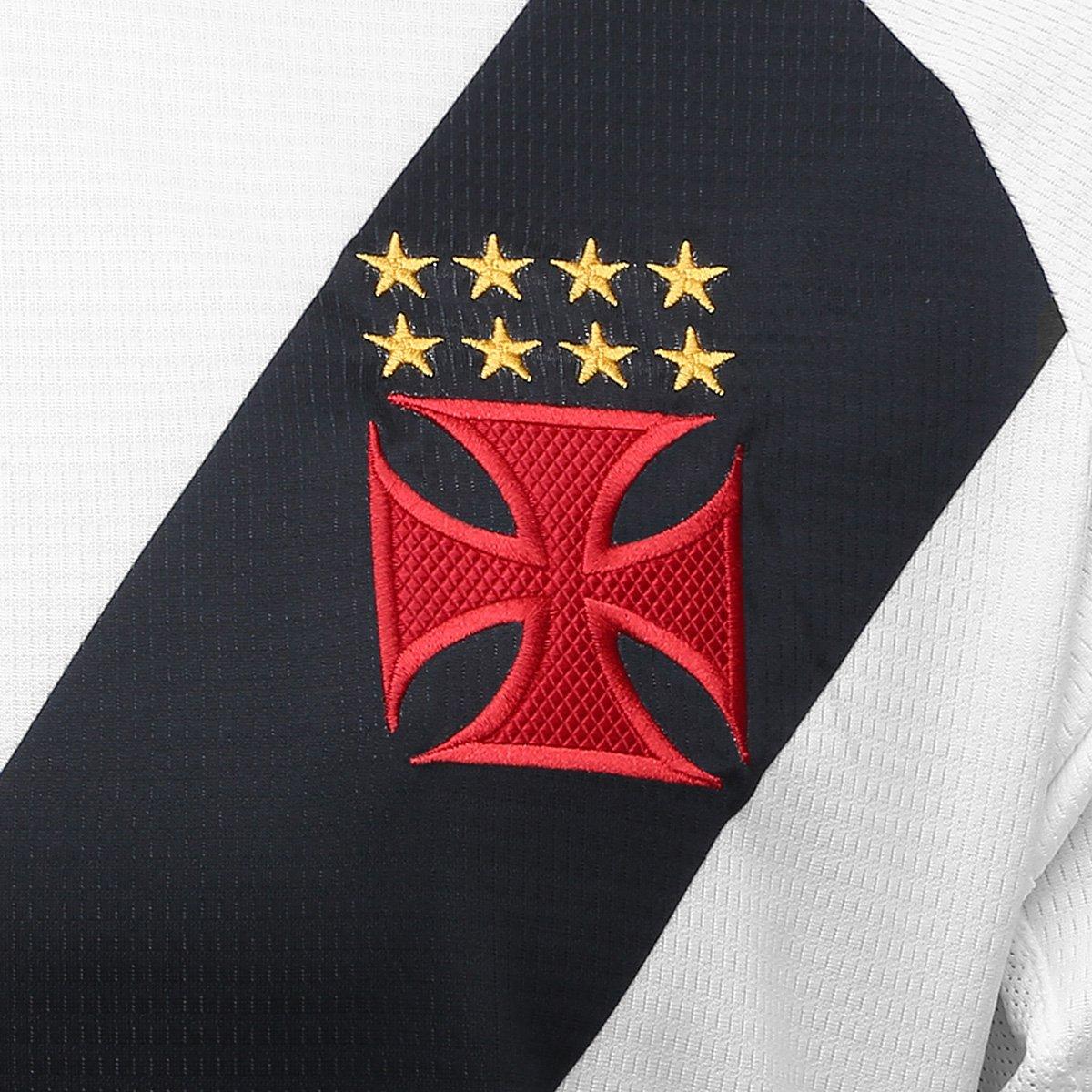 Camisa Vasco II 2018 s n° - Torcedor Diadora Masculina  310ea2b7d83c2