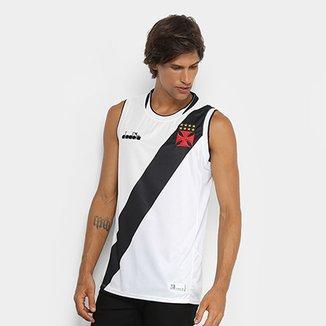 1782fcb8cd Camiseta Regata Vasco II Basquete Diadora 2018 Masculina