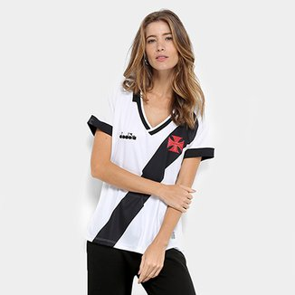 Camisa Vasco II 19 20 s n° - Torcedor Diadora Feminina b984f8e9ace9b
