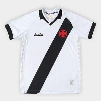 Camisa Vasco Infantil II 19 20 s n° - Torcedor Diadora 472c6533e102e