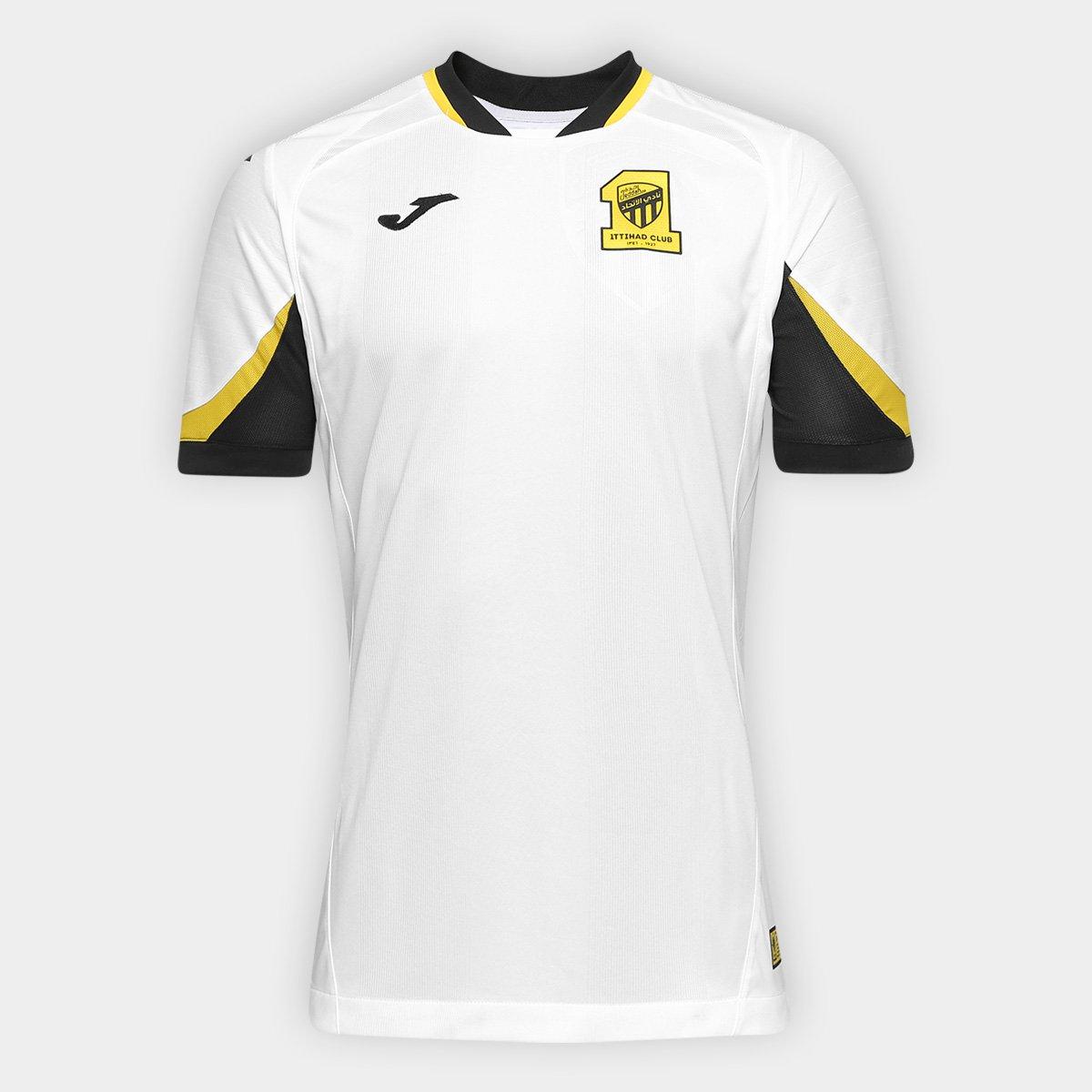 33a54afeddd8f Camisa Ittihad Away 17 18 s n°- Torcedor Joma Masculina