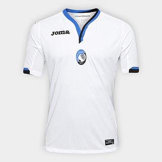 fd0e26157c4ea Camisa Atalanta Away 17 18 s n°- Torcedor Joma Masculina