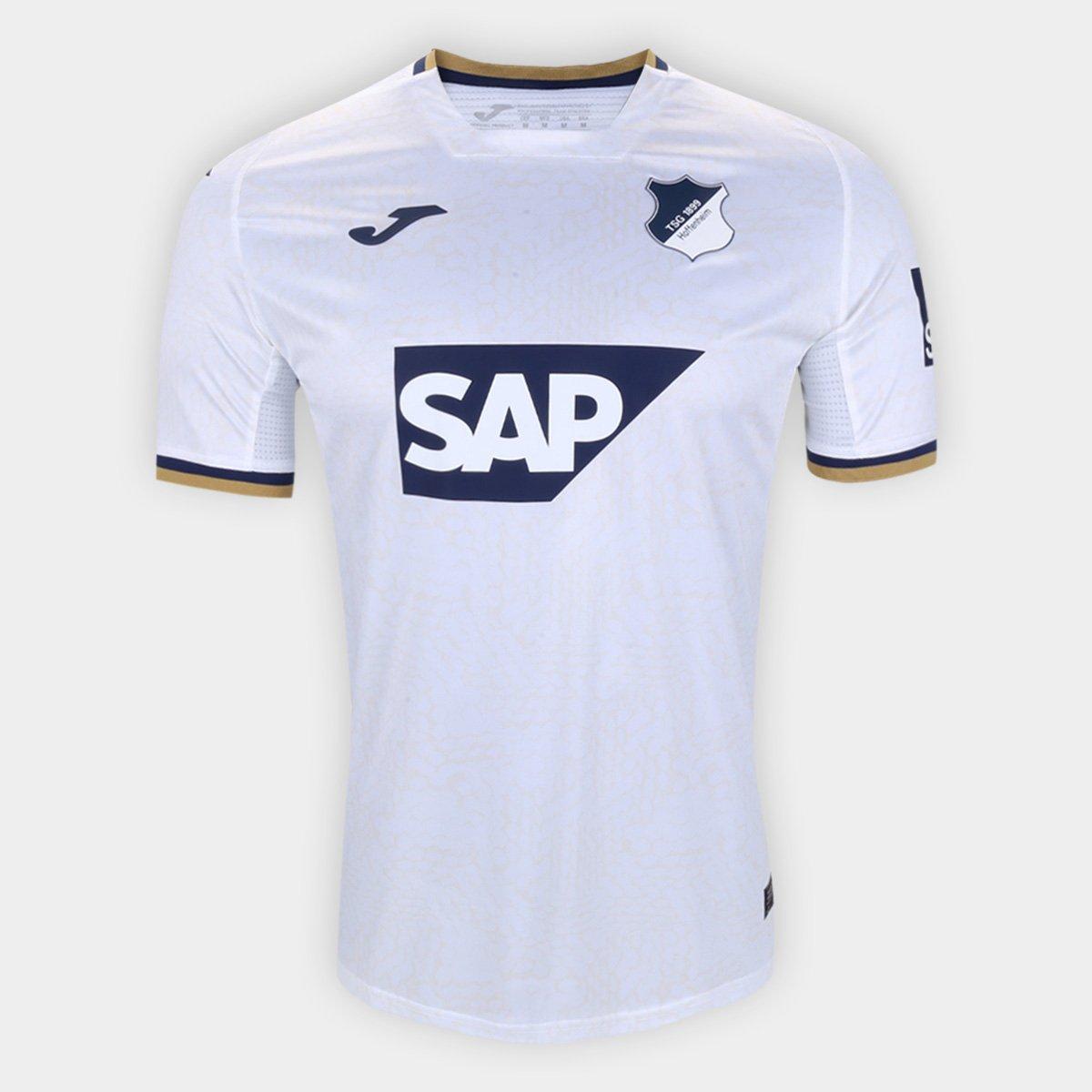 Camisa Hoffenhein Away 20/21 s/n° Torcedor Joma Masculina