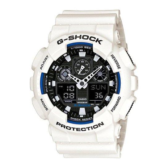 dc23c5356f3 Relógio Casio G-Shock GA-100B-7A - Compre Agora
