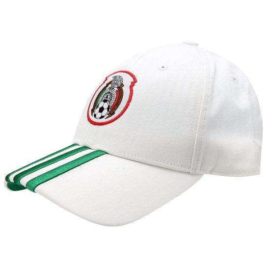 Boné Adidas Seleção México 3S - Compre Agora  009f1d96f27e4