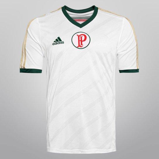 bf8626181e16f Camisa Adidas Palmeiras II 14 15 s nº - Torcedor - Compre Agora ...