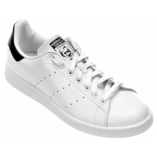Tênis Adidas Stan Smith - Branco - Compre Agora   Netshoes 2a5ae862f8