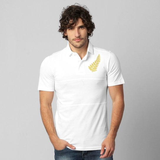 37f3bfd946 Camisa Polo Adidas All Blacks Legacy - Compre Agora