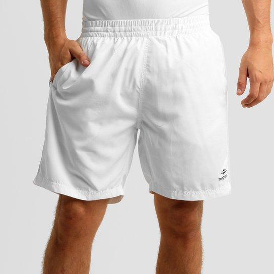 Short Topper Basic 3 Masculino - Branco e Preto - Compre Agora ... fb9cad8c9c4a0