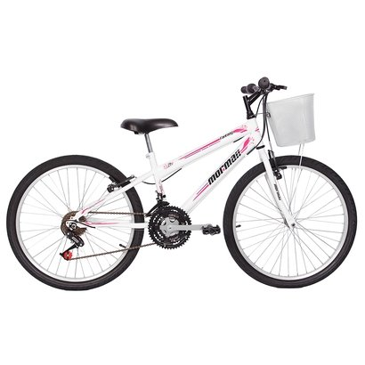 Bicicleta Mormaii Fantasy 21 V Juvenil - Aro 24
