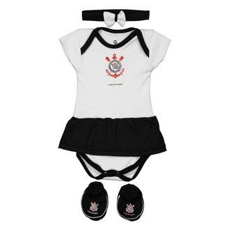 Kit Infantil 3 Peças São Paulo Torcida Baby Feminina. Ver similares.  Confira · Kit Body Corinthians Feminino 5b114aa1fe4d4