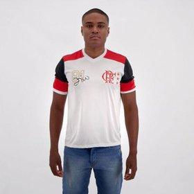 fdac34ca08 Camisa Flamengo Tri Zico - Compre Agora