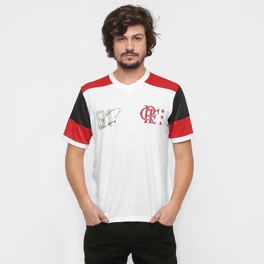 Camiseta Flamengo Retrô - Nunes - Compre Agora  4500ba7886d9e