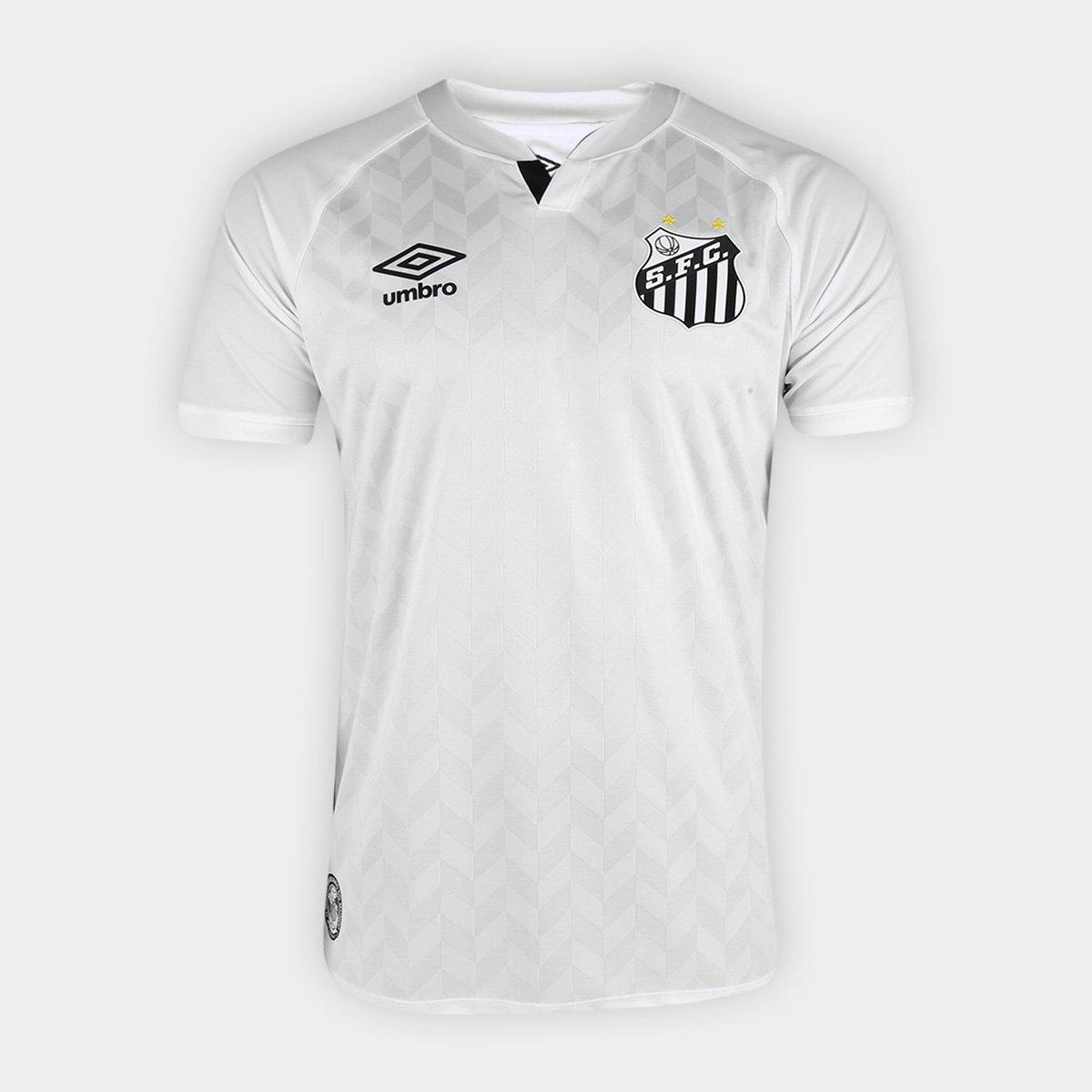 Camisa Santos I 20/21 n°10 Torcedor Umbro Masculina
